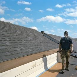 Smoking Roof
