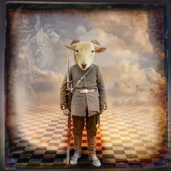 Goat Soldier