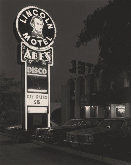 Lincoln Motel & Abe's Disco, Newark, NJ
