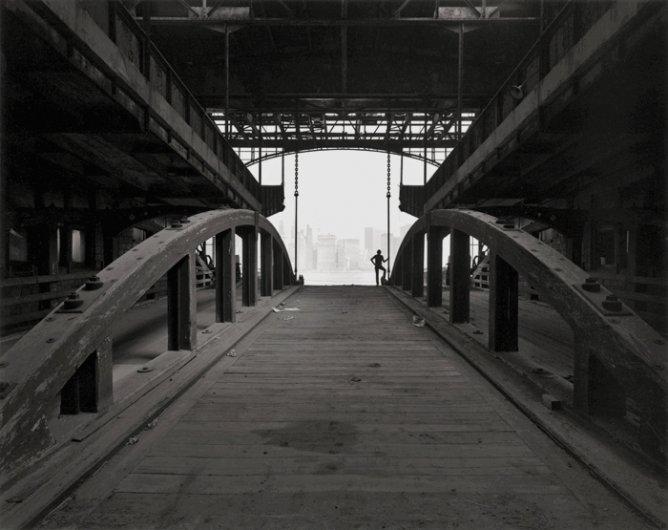 Ferry Slip, Jersey City, NJ