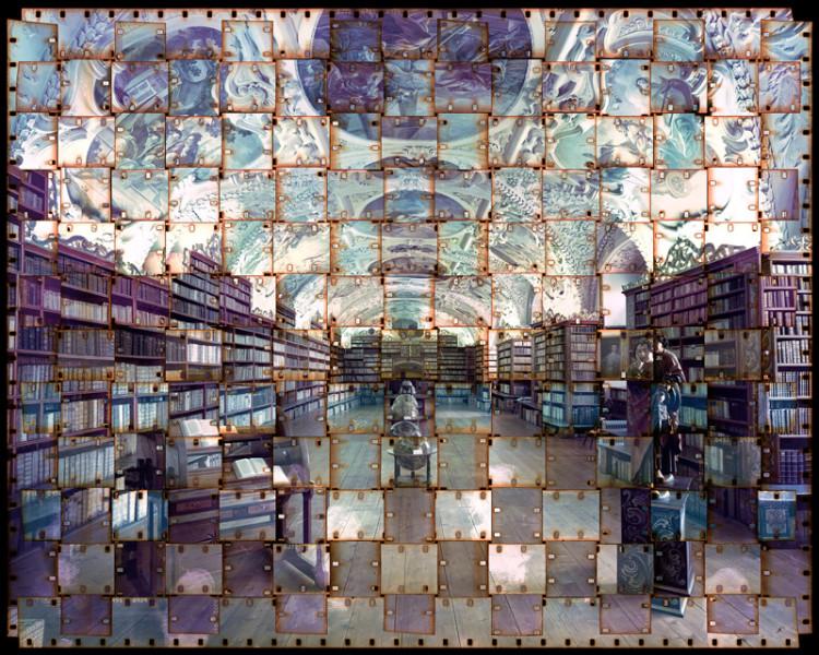 Theology Room (library) Strahov Monastry, Prague (Textus #129)
