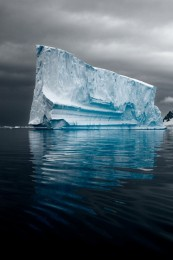 Majestic Iceberg II (v), Errera Channel, Antarctica