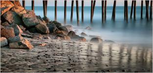 Oceanside Pier, Shore