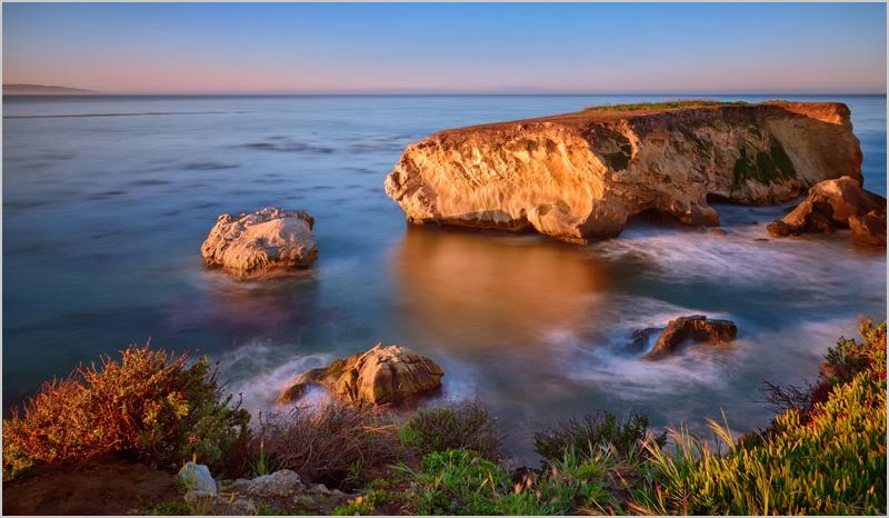 Sunrise, Shell Beach