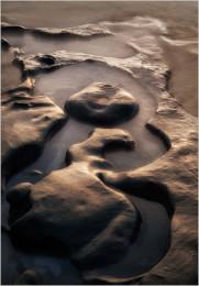 Tide Pool, Sunset