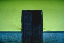 Puerta Azul, Peru