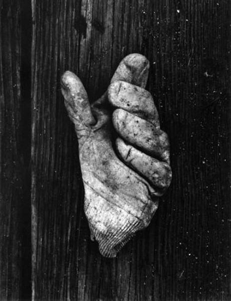 Gloucester 1H, aka The Glove: Aaron Siskind
