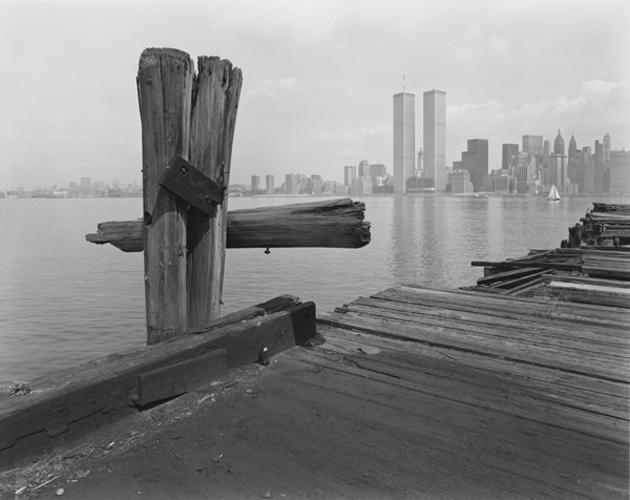 Hudson River Pier, NJ: George Tice