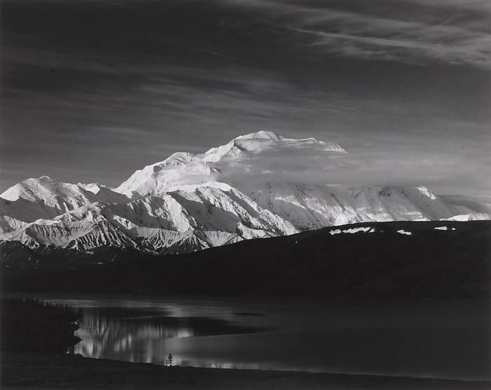 Mt. McKinley, Denali Nat'l Park, Alaska: Henry Gilpin