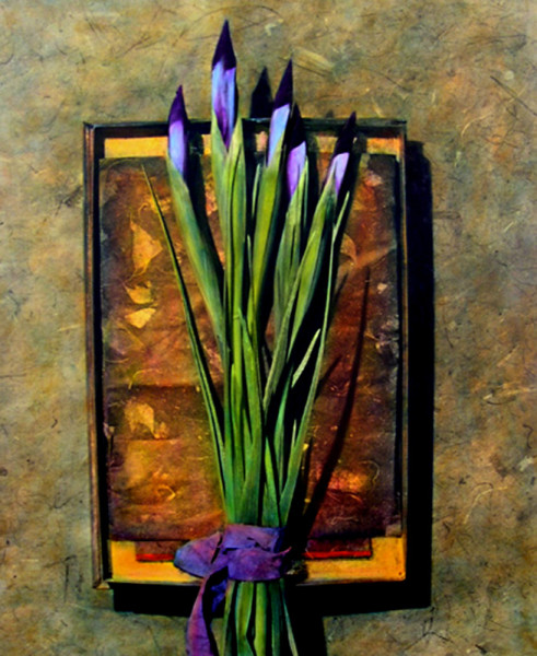 A Gathering of Iris