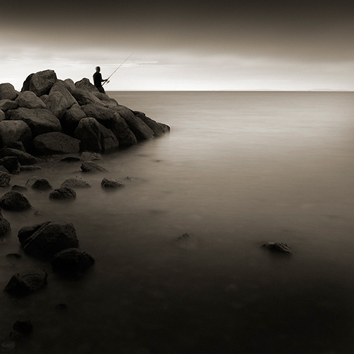 Nightfall at Falmouth, Cape Cod (A)
