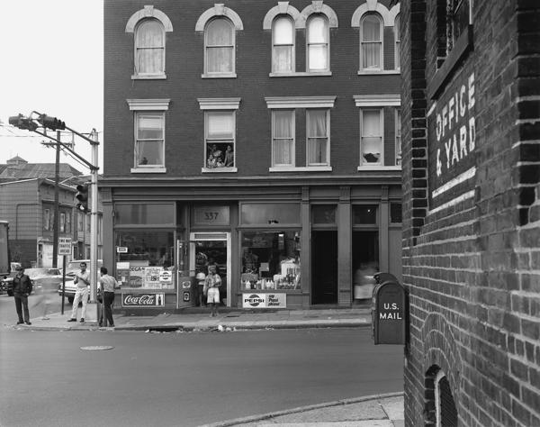 Gerena's Grocery, Straight St., NJ