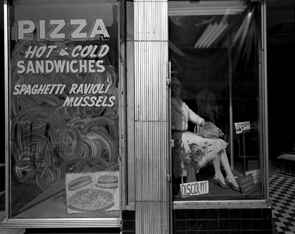 Pizzeria & Joanne's Apparel, Monroe St., Passaic, NJ