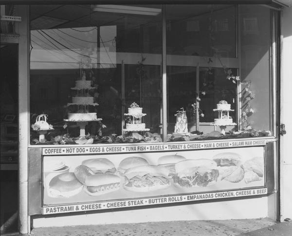 Puebla Bakery, Grand St., Paterson, NJ