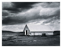 Barn & Mt. Diablo