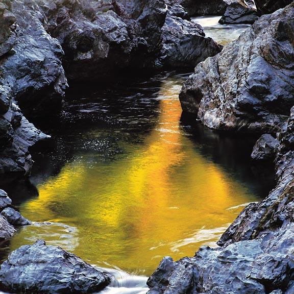 Golden River Pool, OR
