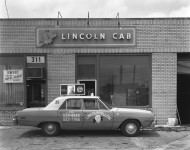 Lincoln Yellow Cab , Springfield, IL