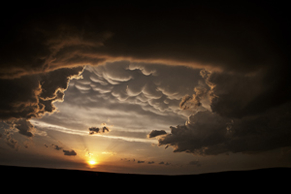 Under the Anvil, Looking West, Presho, SD