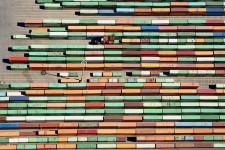 Trailer Yard, Port of Tacoma, WA