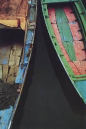 Painted Boats, Burano, Italy