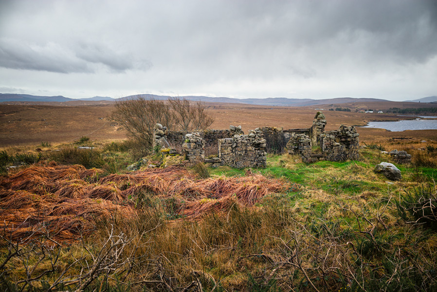 Stone House Ruins, Doochary