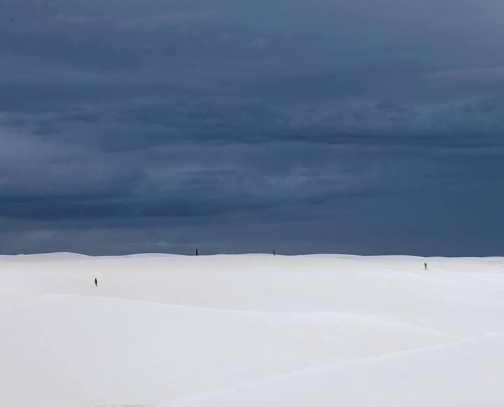 Desert Walk (Disbursed), Brazil