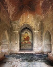 Buddha, Bagan, Burma
