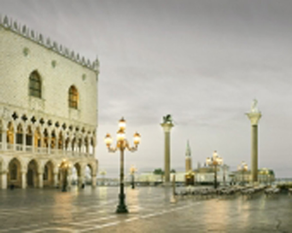 San Marco Dawn, Venice, Italy