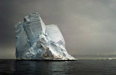 Stranded Iceberg III, Cape Bird, Antarctica