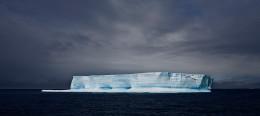 Blue Tabular Iceberg