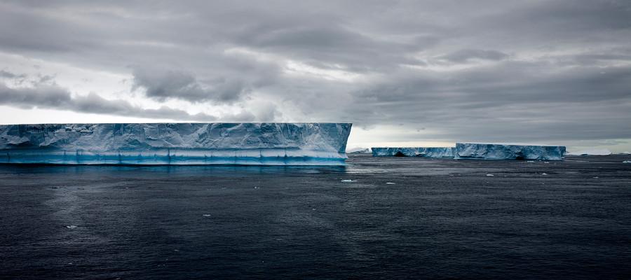 Iceberg Alley Detail