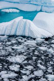 Icebergs, Cierva Cove