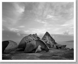 Dawn, Remarkable Rocks, Australia