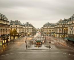 Place de l'Opera, Paris. France