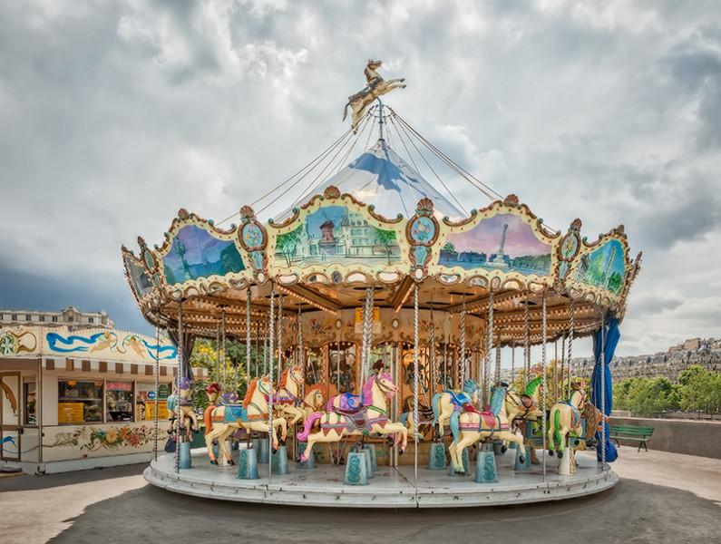 Carousel, Paris