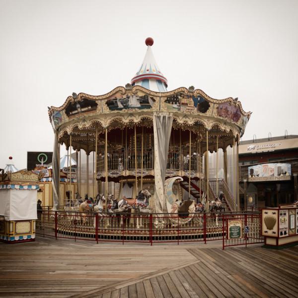 Preparation, Pier 39, San Francisco