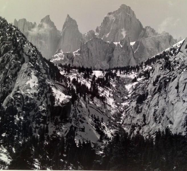 Mt. McKinley, Mountain Cascade