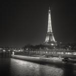 La Tour Eiffel, Study 1, Paris, France