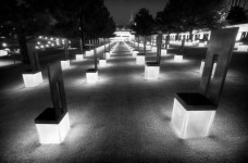 Empty Chairs In Memory, Oklahoma