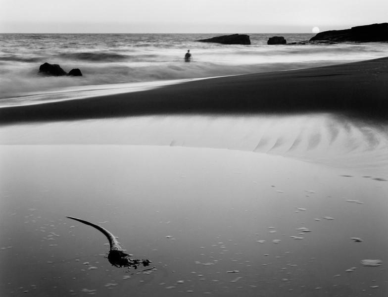 Sunset, Panther Beach, Near Santa Cruz, CA (Sold)