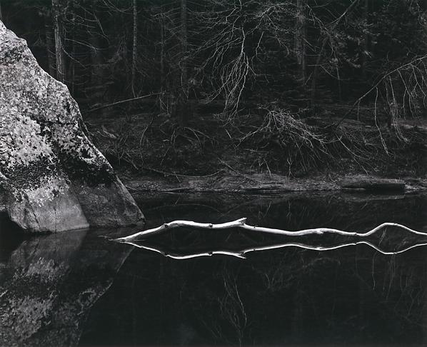 White Branch, Merced River, Yosemite (Sold)