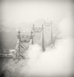 The Peaks of the Queensboro Bridge, NYC