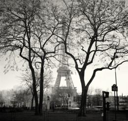 La Tour Eiffel, Study 10, Paris, France