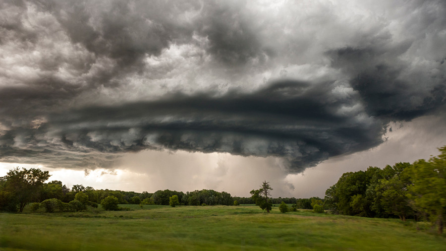Chasing a Mothership in Minnesota, Browerville, MN
