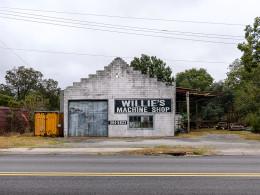 Willie's Machine Shop, Andrews, South Carolina