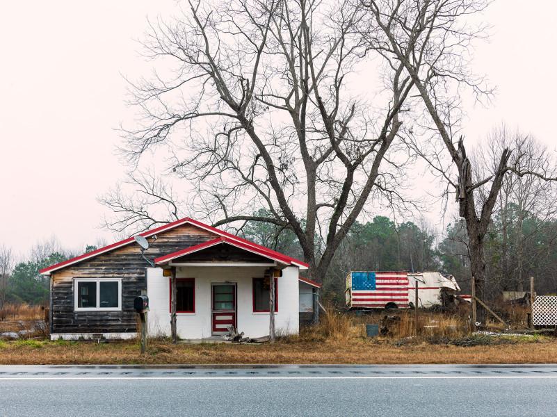 Flag House, Seale, Alabama