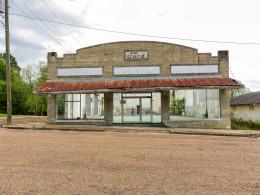 Ford Dealership, Deal, Mississippi