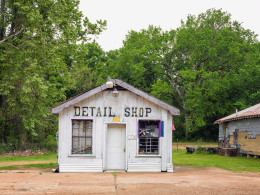 Detail Shop, Mississippi