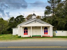 Rural Baptist Church, South Carolina