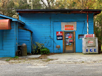 Blue Shack, Country Bar & Grocery, St. John's, South Carolina